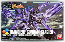 Bandai HG Build Fighters 050 TRANSIENT GUNDAM GLACIER 1/144 scale kit