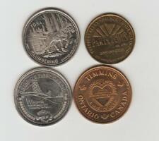 4 Ontario Trade Dollars
