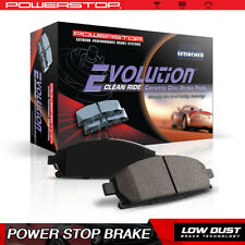 D813 FITS VEHICLES ON CHART BRAND NEW POWER STOP REAR BRAKE PADS 16-813