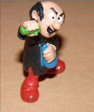 figurine schtroumpf schleich PEYO GERMANY GARGAMEL 1982 5.5 CM TBE