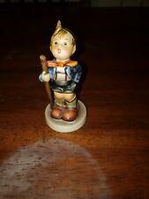 Goebel Hummel Figurine Tmk5 Little Hiker