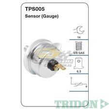 TRIDON OIL PRESSURE FOR Mitsubishi Magna 05/85-05/87 2.6L(4G54) SOHC 8V  TPS005