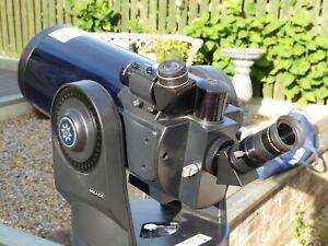 Meade ETX-125EC Catadioptric motorised telescope with Autostar and accessories.