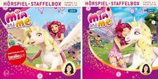 2 mp3-CDs * MIA AND ME - STAFFELBOX 1.1+1.2 (FOLGEN 1-26) IM SET # NEU OVP &