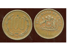 CHILI   100 pesos  1995  ( bis )
