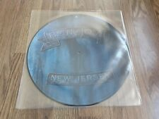 BON JOVI - NEW JERSEY LP PICTURE DISC VERTIGO 1988 UK NEAR MINT