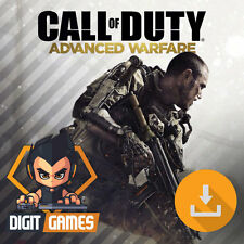 Call of Duty Advanced Warfare - Steam / PC Game - FPS / COD / Shooter / Zombies