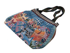 SAC CHAT BANDOULIERE HIPPIE BABA COOL GIBECIERE-BESACE -FOURRE TOUT-7236-SAC8G