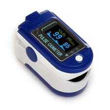 Digital Pediatric Finger Pulse Oximeter Blood Oxygen Saturation SpO2 PR Reader