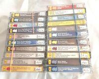 Deutsche Grammophon X  21 Classical Cassettes