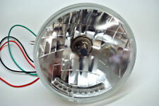 """7"""" Halogen headlamps - Glass with LED turn signals"""