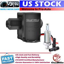 Upgrade Fuel Pump Electric 12 Volt Universal 2-4 PSI 20-30 GPH  Cars Gas Diesel