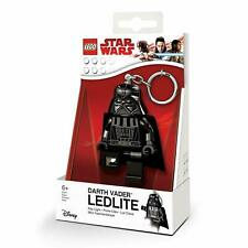 LEGO STAR WARS DARTH VADER LED LITE - Key Light Chain Keychain Torch Flash light