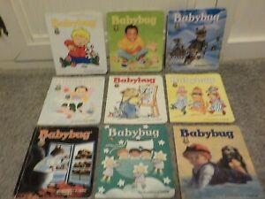 9 PB  Baby Bug Books