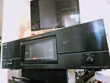Sony TA-N611 Stereo Power Amplifier Made In Japan HiFi w/ VU Meters