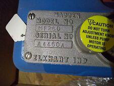 Madden Diaphragm Metering Pump MF260 Serial Number A4460B