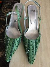 Beautiful Lady's Shoes/green