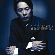 Hideaki Tokunaga - Vocalist 3 [New CD] Japan - Import