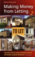 New, Making Money from Letting: How to Buy and Let Residential Property for Prof