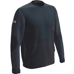 Under Armour Men's CTG Warm-Up Layering Crew Pullover GRAY 2XL