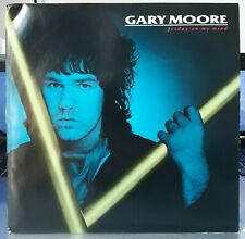"""GARY MOORE - Friday on my mind - 7"""" SP or.fr 1987 -  10 Records – 90327 - TBE"""