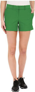 Nike Women's Golf Tournament Shorts (Green, 6)
