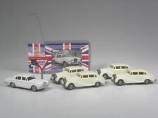 TOP: Konvolut Rolls Royce England mit Verkehrsschild, 5 Fahrzeuge