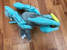 "UK POKEMON Large 15"" KYUREM Soft Plush Toy NINTENDO"
