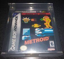 Metroid Classic NES Series VGA 90+ (Nintendo Game Boy Advance, 2004)