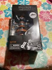 Star Wars The Black Series DJ R-3X