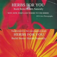 Both Herbs For You Books by A. B. Howard in searchable PDF format