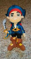"Disney Jake and the Neverland Pirates Stuffed Plush Toy Doll 13"""