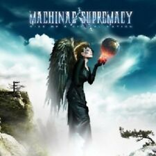 MACHINAE SUPREMACY - RISE OF A DIGITAL NATION  CD  HARD & HEAVY/HEAVY METAL NEU