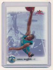 JAMAAL MAGLOIRE 2003-04 FLEER FOCUS SILVER #58 #/25 *NEW ORLEANS HORNETS*