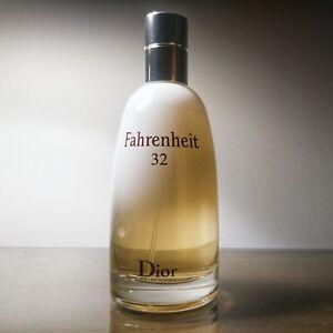 Dior Fahrenheit 32 100ml Vintage 2012 EDT