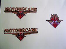 1 LOT D' AUTOCOLLANTS  MOTOBECANE  D45 (1A)