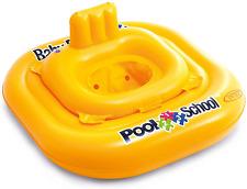 Intex 56587EU Deluxe Baby Float Beach Toys, Multicoloured NEW UK