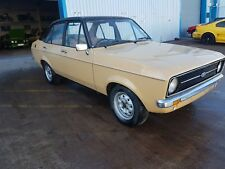 FORD ESCORT MK2 1.3 4 DOOR - RHD IMPORT