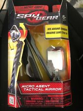 Spy Gear Micro Agent Tactical Mirror (See Around Corners)