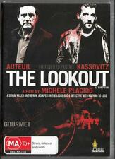 THE LOOKOUT - MICHELE PLACIDO - NEW & SEALED REGION 4 DVD- FREE LOCAL POST