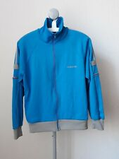 ADIDAS VINTAGE OLDSCHOOL ZIP JACKET 180 5'11 TRACK TOP M MEDIUM RETRO CASUALS