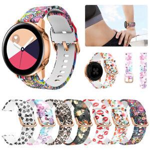 For Garmin Vivoactive 3 / Vivomove HR /645 Silicone Band Strap Bracelet Strap AU