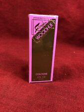 Faberge Woodhue Cologne Splash 2.0 Oz In Box Vintage