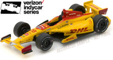 GREENLIGHT VERIZON INDYCAR SERIES RACE RYAN HUNTER REAY DHL ANDRETTI TEAM1:64