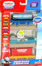 Trackmaster Thomas & Friends Sodor Search & Rescue Cars