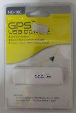 ND-100 GPS USB DONGLE