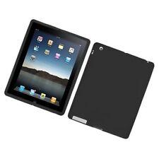 Goma Silicona Gel Funda Carcasa Para Apple iPad 2/3/4 Con Pantalla Retina, Negro