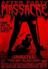 After Party Massacre: Death Metal Soundtrack by Original Soundtrack (DVD, Oct-20