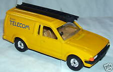 CORGI FORD ESCORT 55 BRITISH TELECOM POST POSTE PTT