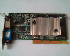 AGP card SCI-051 V1.2 MX400PLUS MX400 VGA Video Comp